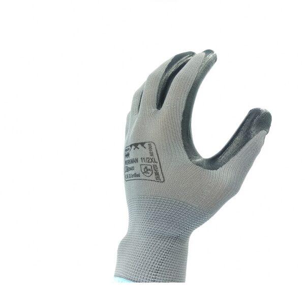 Γάντια νιτριλίου Axon WORKMAN